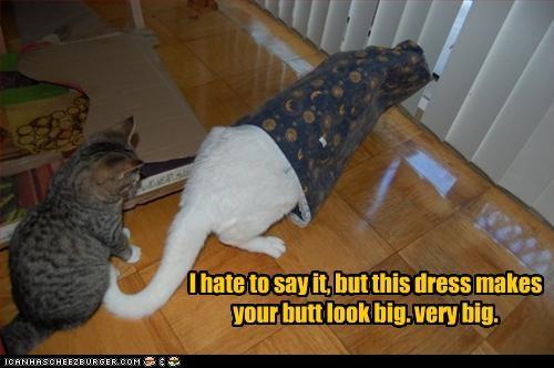 butt do not want dress - 2991958528