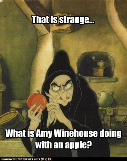 amy winehouse,animation,classic hollywood,disney,drugslots-and-lots-of-drugs,snow white
