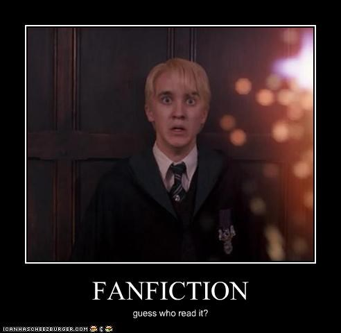 draco malfoy fanfiction Harry Potter sci fi tom felton - 2997479936