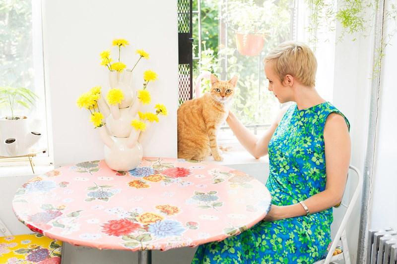the stories of three cat ladies