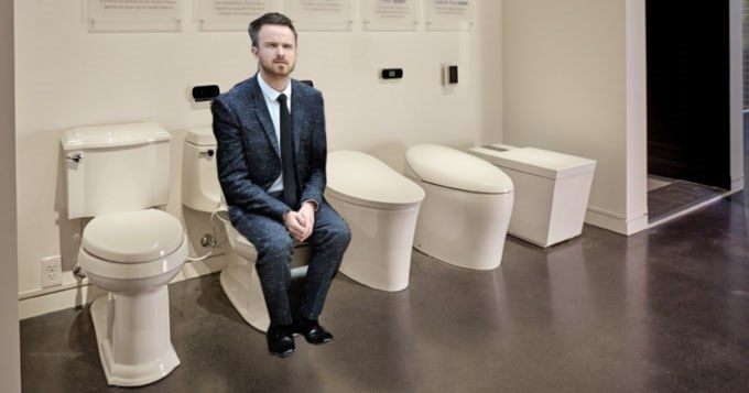 Collection of funny Photoshop memes featuring Aaron Paul, Keanu Reeves, Breaking Bad, fashion, London.
