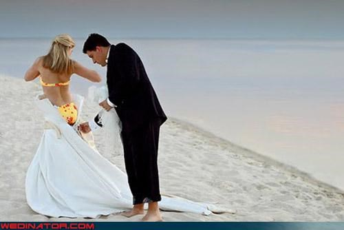 beach wedding Crazy Brides destination wedding fashion is my passion groom something blue surprise were-in-love Wedding Themes - 3003386368