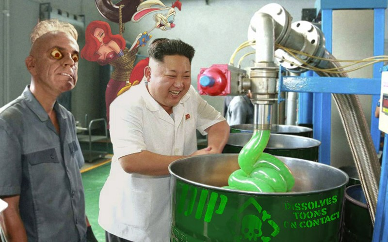 kim jong-un list photoshop battle - 300549