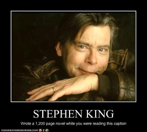 authors awesome stephen king - 3005625344