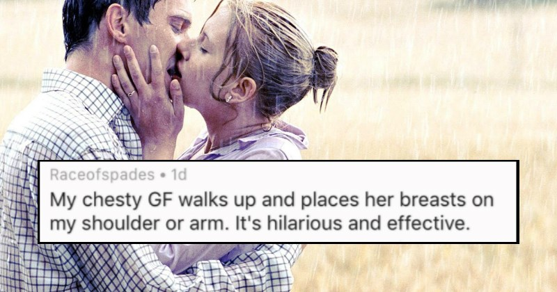 People Share the Most Hilarious (and Sometimes Worst) Sexual Advances They've Ever Received