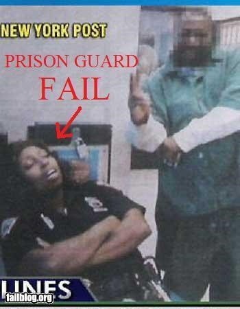 g rated guard prison prisoner sleep