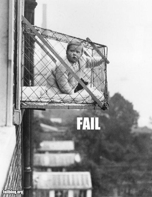 baby,cage,g rated,parenting,playpen,safety,window