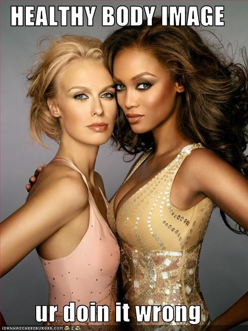 Americas Next Top Model,body image,caridee english,models,Tyra Banks