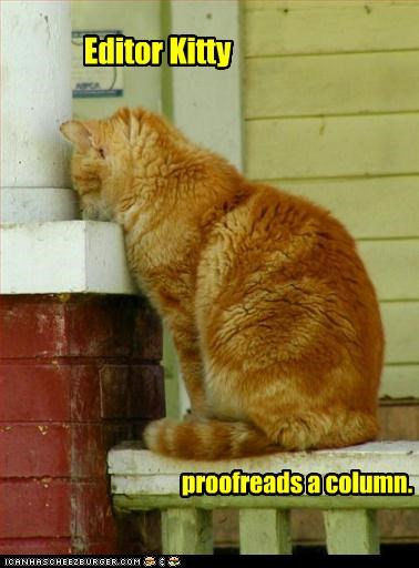 column,pun,reading