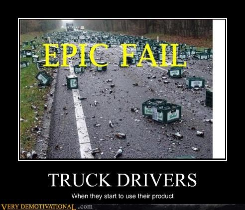 beer truck crash - 3018472192