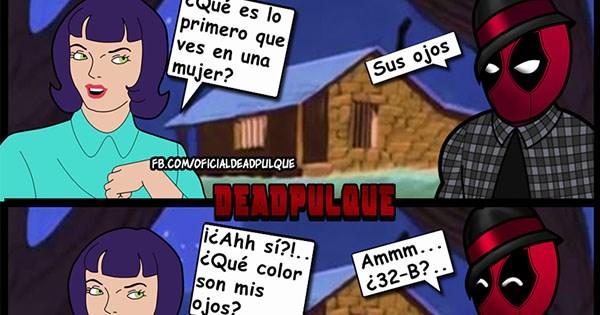 galeria de memes Deadpulque