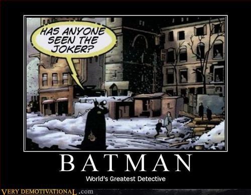 batman comics detective hilarious idiot question - 3019624960