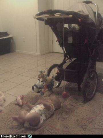 baby make it work stroller - 3022288384