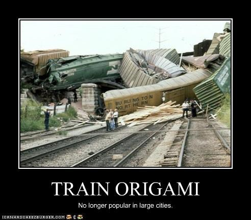 crash train