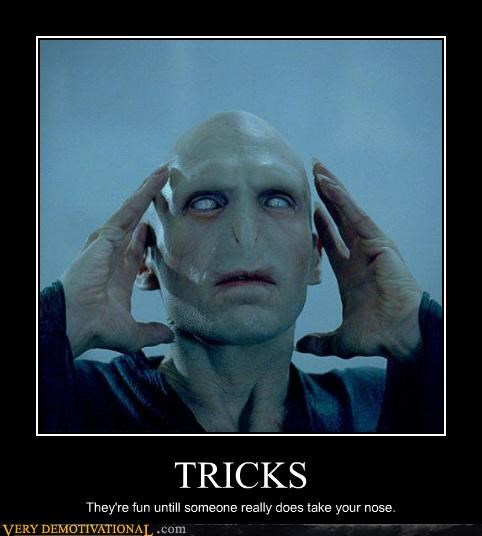 got your nose Harry Potter voldemort - 3023195648