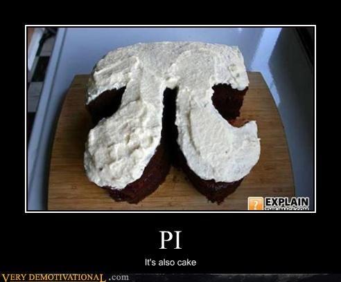 cake pi delicious - 3024736768