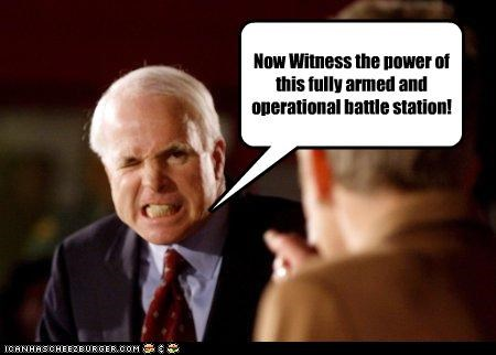 armed,Battle,john mccain,Republicans,senator