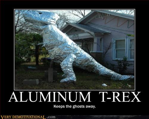 aluminum awesome dinosaur i want Pure Awesome t rex - 3027089408