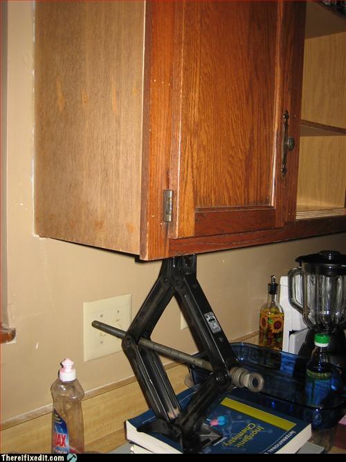 book cabinet jack kitchen science - 3027970048
