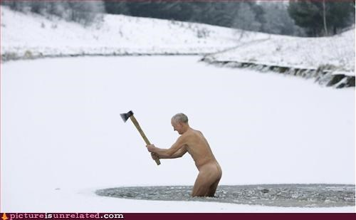 axe ice man not clothed wtf - 3032181760