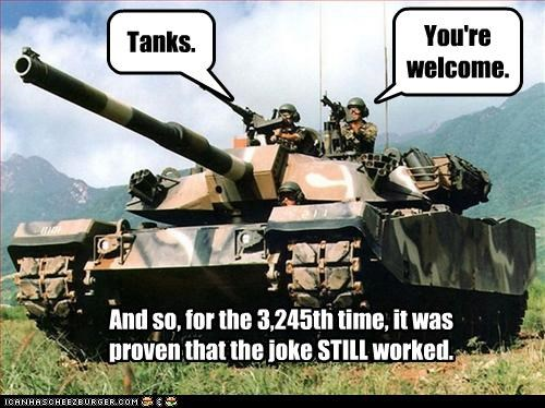 jokes,military,soldiers,south korea,tank