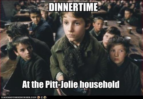 adoption Angelina Jolie brad pitt brangelina kids musicals oliver - 3035215104