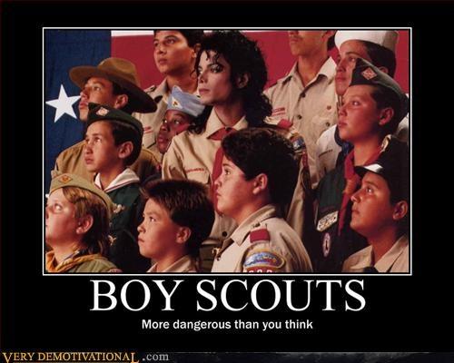 wtf michael jackson boy scouts - 3039599616
