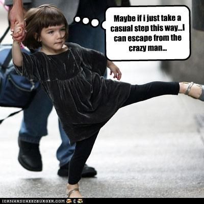 children crazy scientology Suri Cruise Tom Cruise