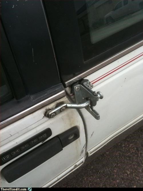 car lock mod not intended use