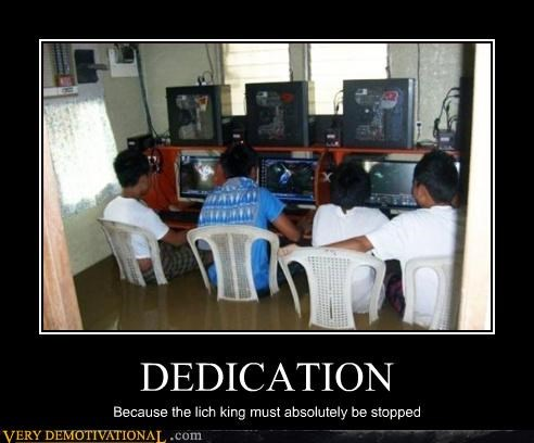world of warcraft dedication flood