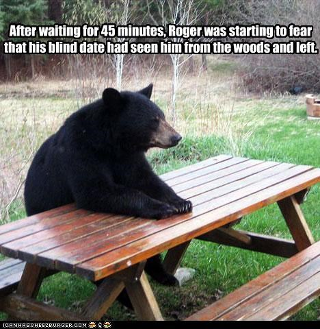 dating,lolbears,Sad,woods