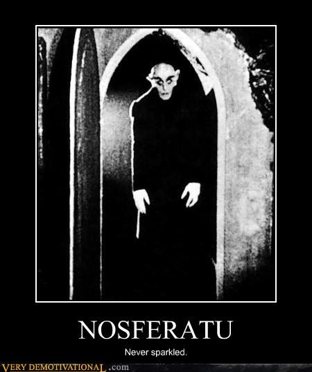 nosferatu Movie Sparkle - 3045266944