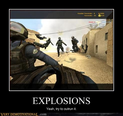 explosions bad idea counter strike