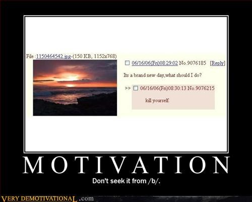 4chan b Mean People motivation - 3046765824
