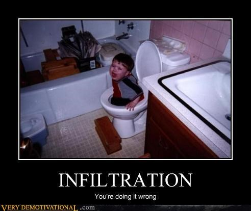hilarious,infiltration,kid,sneaky,toilet
