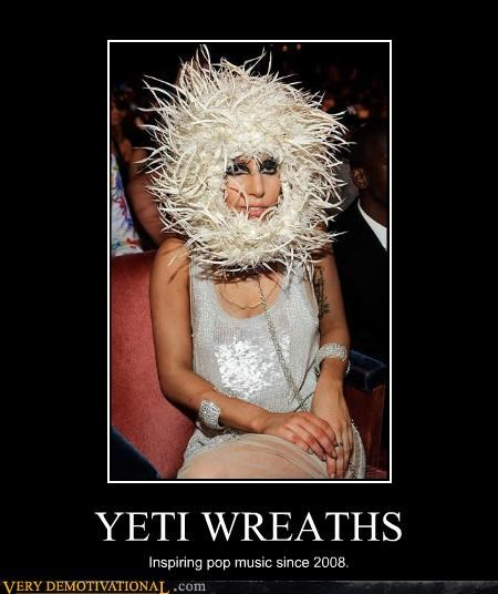 YETI WREATHS Inspiring pop music since 2008.