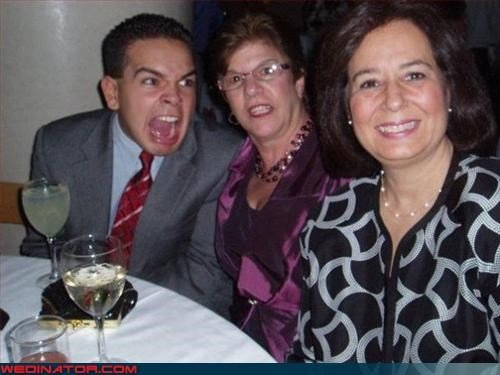 angry groom awkward family photos crazy people groom miscellaneous-oops mother in law surprise wtf