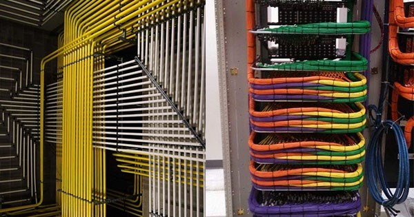 cables en orden