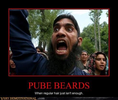 wtf,beard,pubes