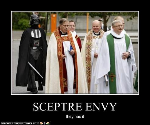 SCEPTRE ENVY they has it