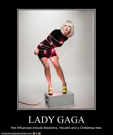 christmas influences lady gaga Madonna tree - 3060923136