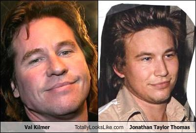 actor,jonathan taylor thomas,movies,TV,val kilmer
