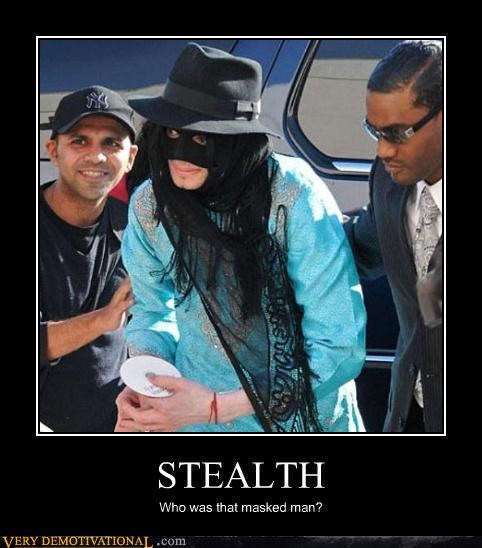 stealth disguise wtf michael jackson - 3068904704