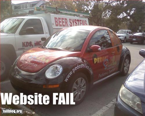 advertising cars dentist pedobear - 3071077888