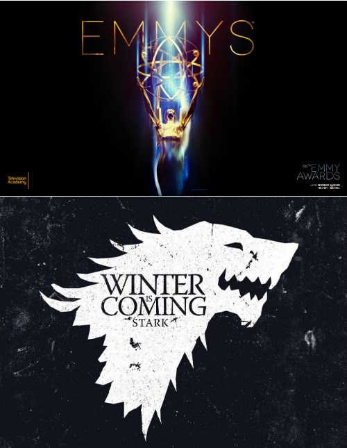 Game of Thrones George RR Martin emmys - 307461