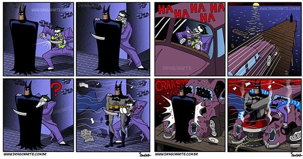 bromas batman joker