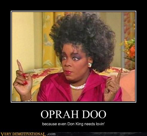 Don King hairdo oprah - 3077096960