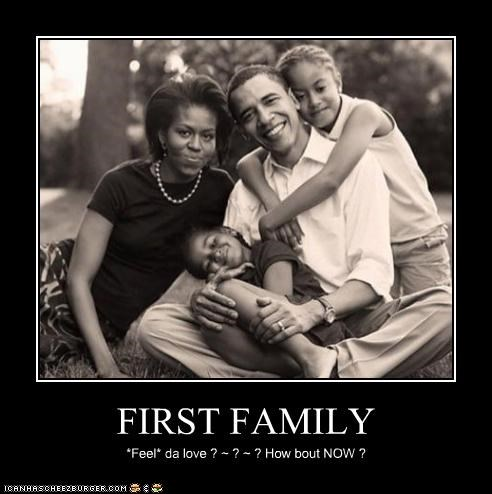 FIRST FAMILY *Feel* da love ? ~ ? ~ ? How bout NOW ?