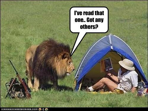 book lollions reading - 3083348480