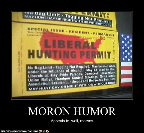 hunting joke permit right wing - 3086277376